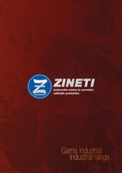 Zineti - Cathodic protection and sacrifical anodes